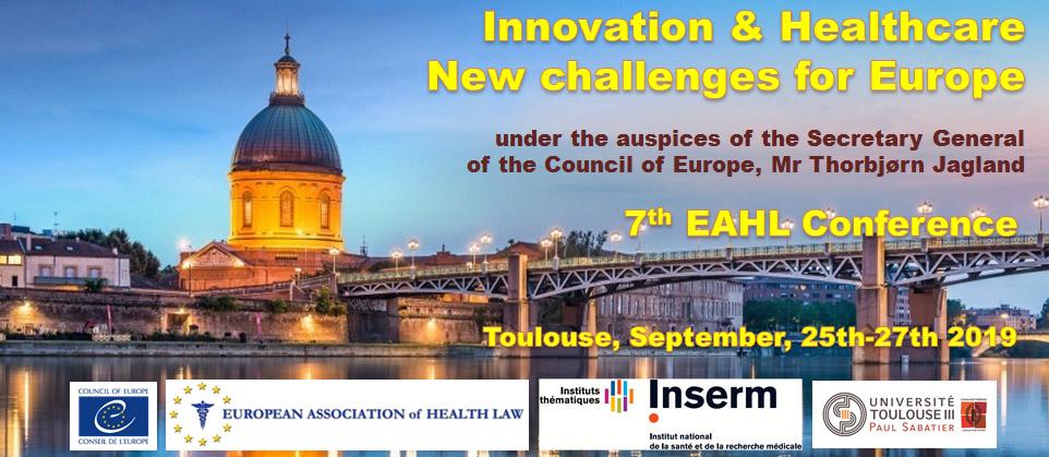 7e Conférence Européenne sur le Droit de la Santé