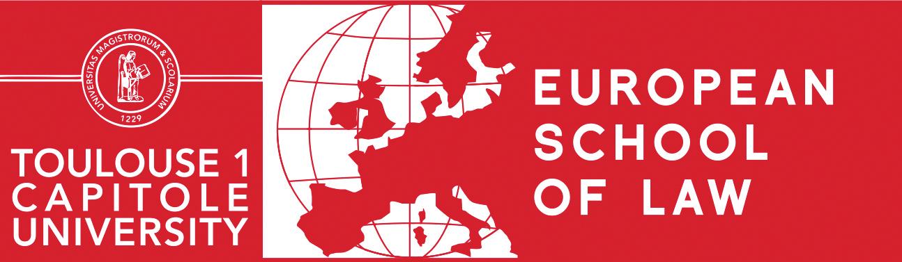 Logo Ecole Européenne de Droit, European School of Law (ESL)