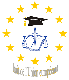 logo chaire DROIT DE L UNION EUROPEENNE